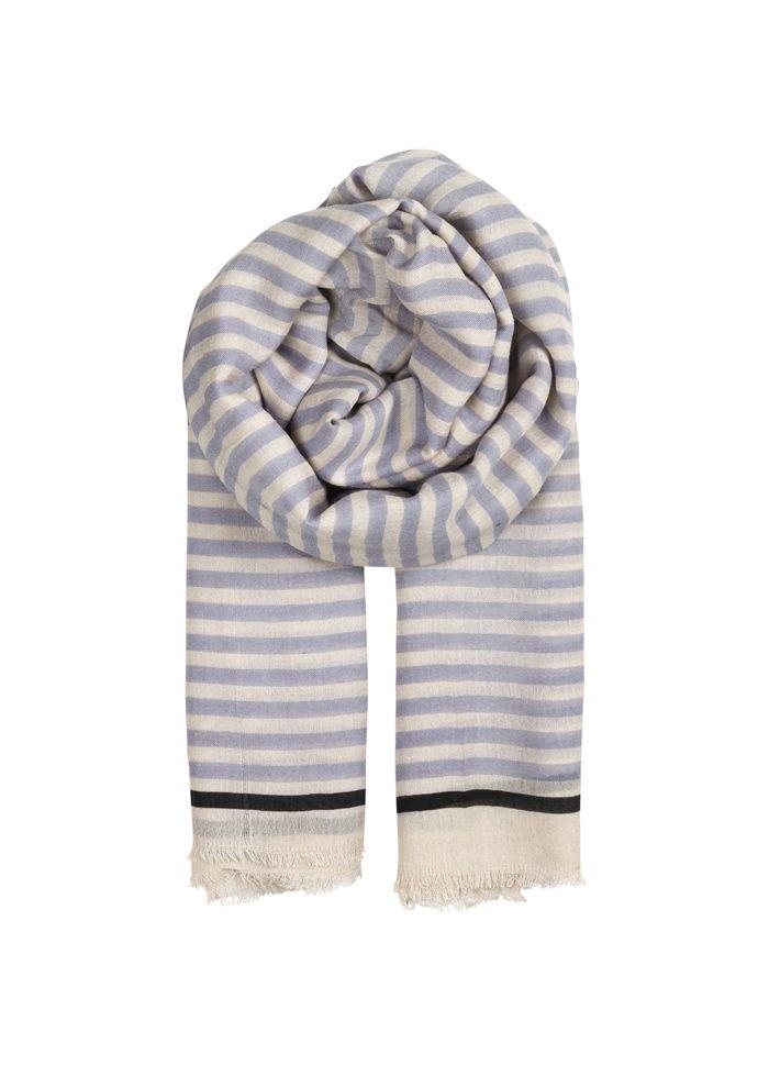 BeckSöndergaard | M-Pure Stripes, Dapple Grey http://www.putiikkirannalla.fi/product/2240/becksondergaard--m-pure-stripes-dapple-grey