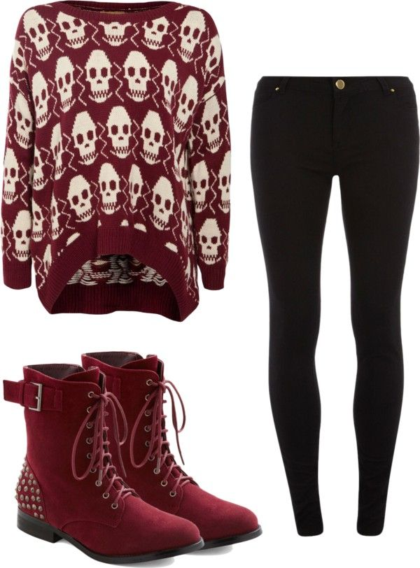 """""""(:"""" by autumn-wright on Polyvore"""