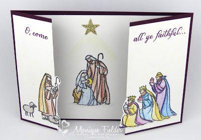 Stamping With MoniQ: ESAD Blog Hop - Holiday Catalogue