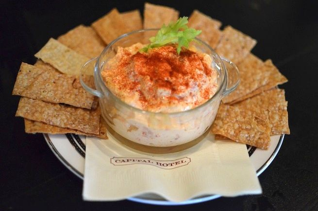 You've enjoyed Capital Bar and Grill's pimento cheese for years. Now, you can make it at home. For this week's Taste of Tuesday, get the recipe for Little Rock's favorite snack.