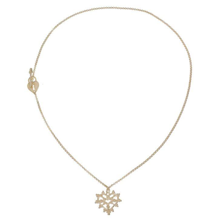 Zoe & Morgan | Honey Necklace By Zoe and Morgan