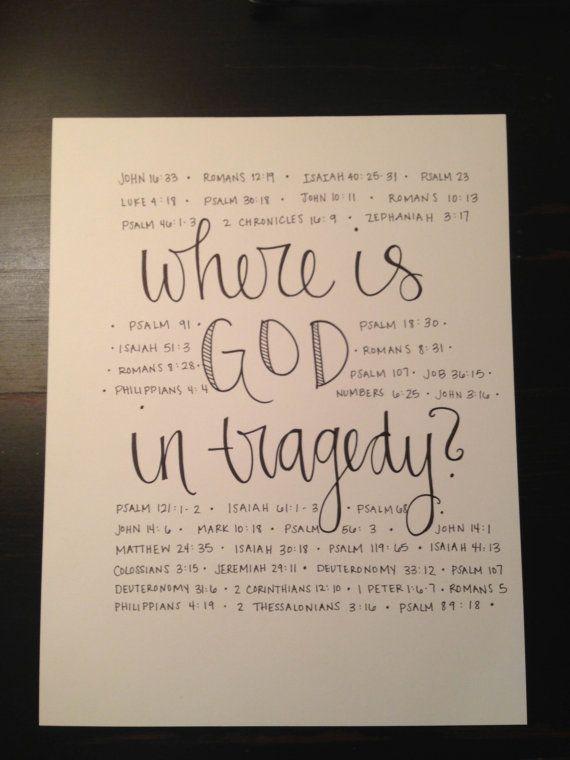 Bible verses to get you through hard times!