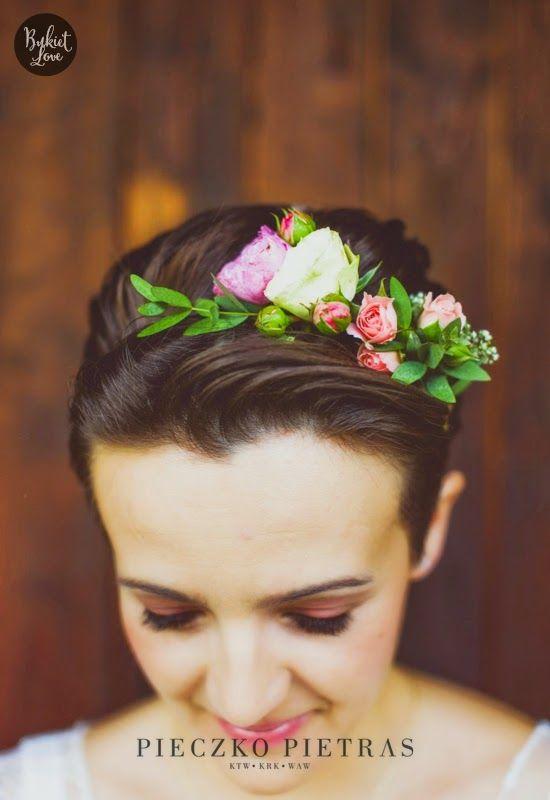 BukietLOVE kwiaty na ślub, bukiety ślubne - Kraków i okolice: rustykalne wesele