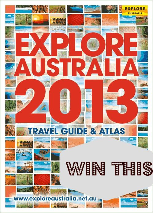 Explore #Australia #travel guide book Win a copy for your travels #giveaway