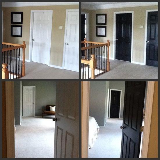 Painting Interior Tips: Best 25+ Painted Interior Doors Ideas On Pinterest