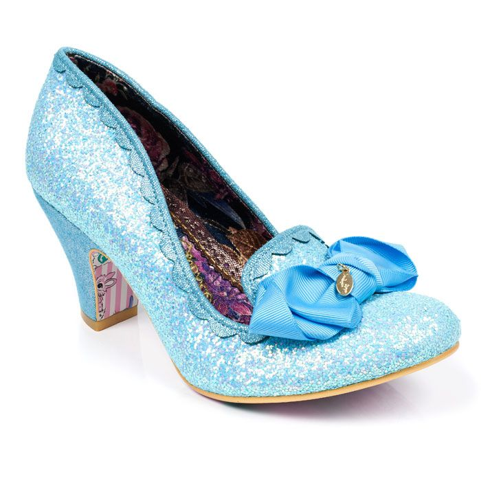 Something Blue Shoes Uk