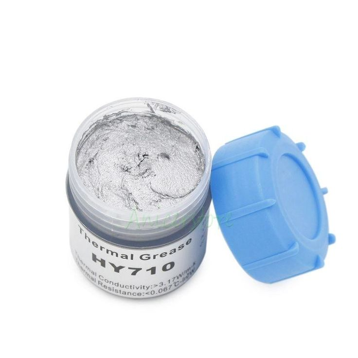 [Visit to Buy] 20g Silver Compound thermal conductive Silicone grease paste for CPU VGA LED Chipset and other PC components Chipset Cooling #Advertisement
