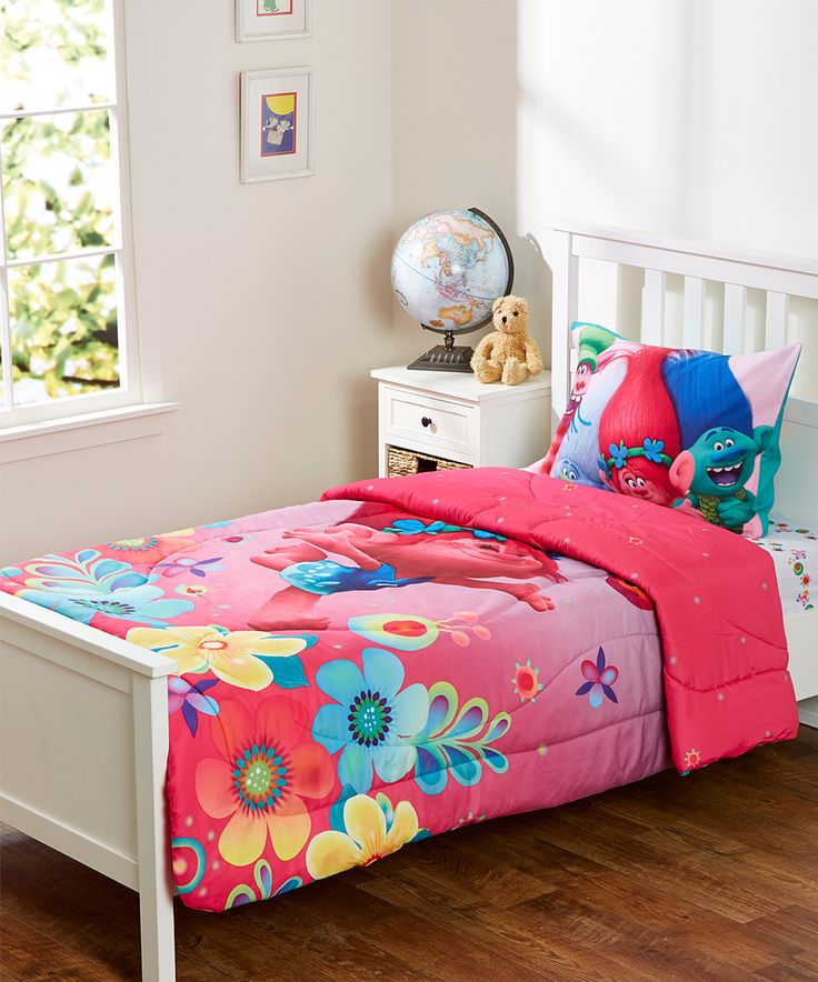 Love This Trolls Troll Life Comforter By DreamWorks On