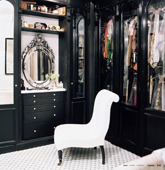 Elegant 122 Best Dramatic Dream Closets Images On Pinterest   Dresser, Closet Space  And Walk In Closet