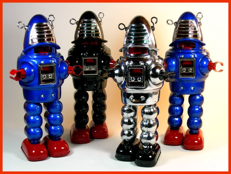 Toy_–__Planet_Robot_– Robby el robot