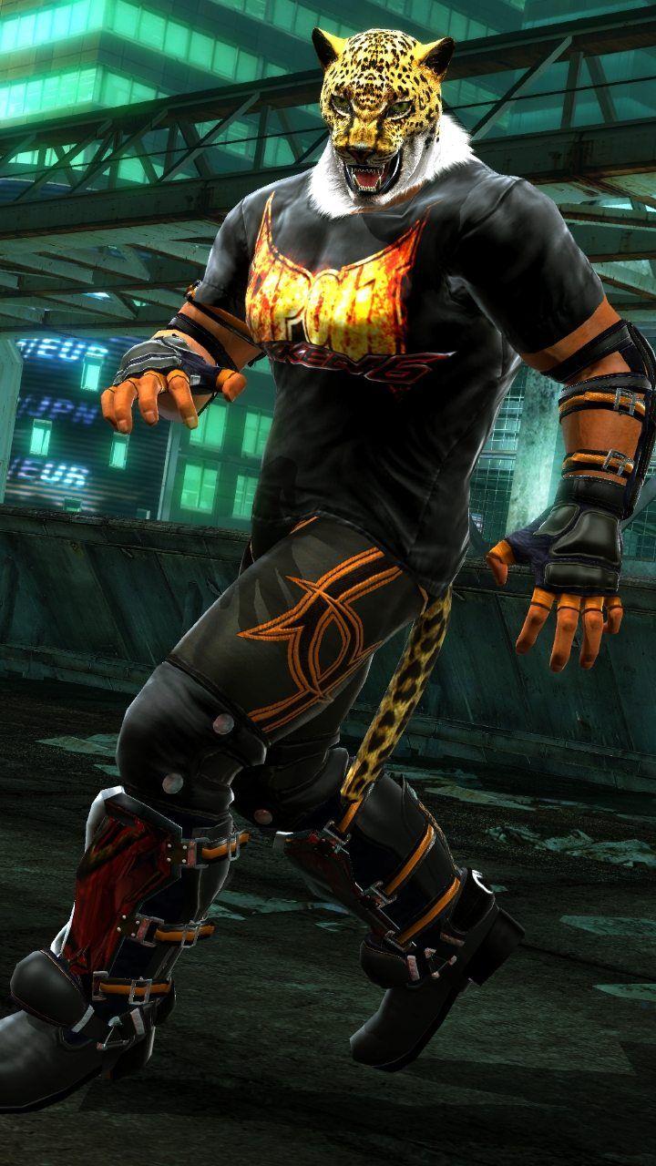 tekken king | King From Tekken 6 by ~AnnaPredator on deviantART