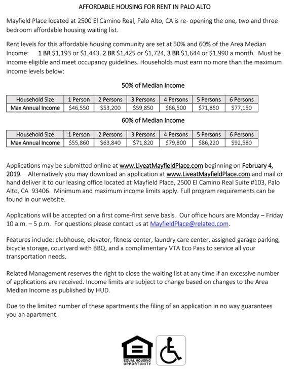 Newstoter Com Black News And Entertainment Portal Affordable Housing Alto Palo Alto
