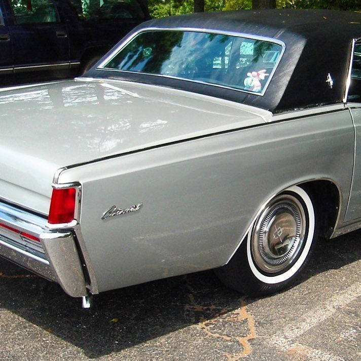 439 best Lincoln 1961-69 images on Pinterest