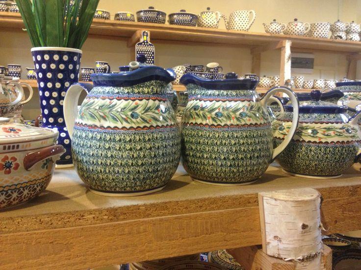 Кувшины / Jugs. Pottery Boleslawiec #посударучнойработы #керамикаручнойработы #посуда #ceramics #pottery #polishpottery ceramic tableware | pottery | polish pottery | boleslawiec | посуда | керамическая посуда | польская керамика | польская посуда | болеславская керамика | керамика