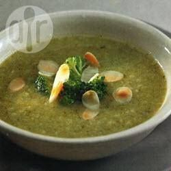 Broccoli soup @ allrecipes.co.uk