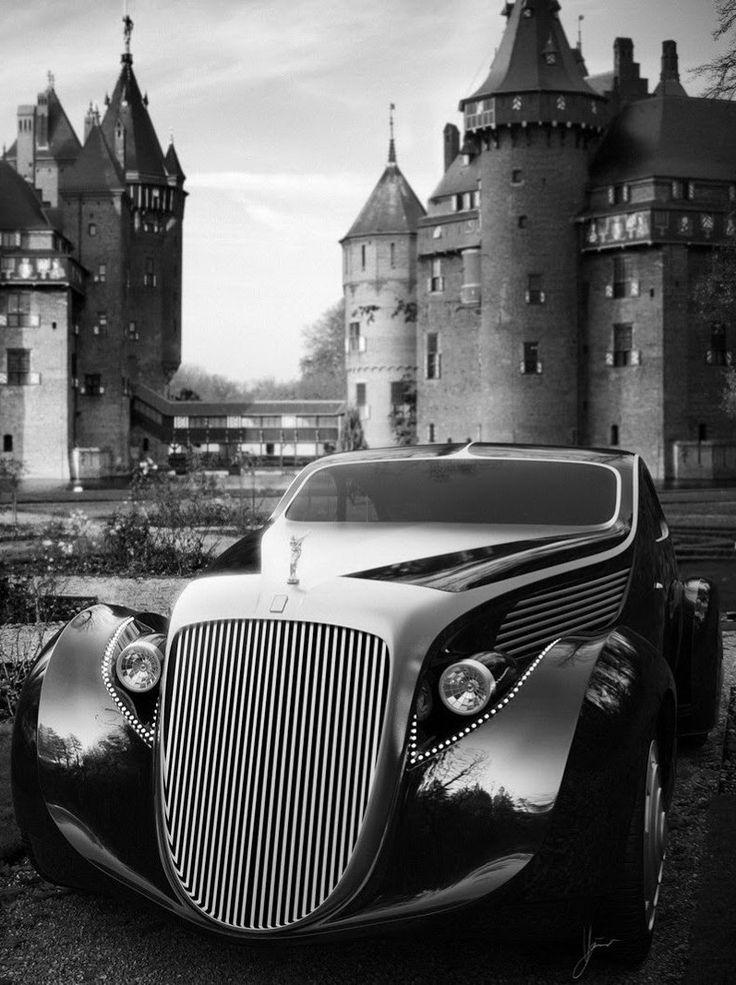 Rolls-Royce Jonckheere Aerodynamic Coupe II