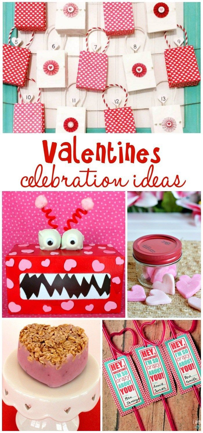 249 Best CELEBRATE Valentines Day Images On Pinterest