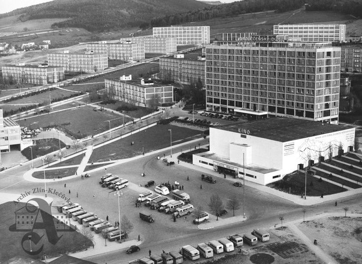 Work Square, 1937-38