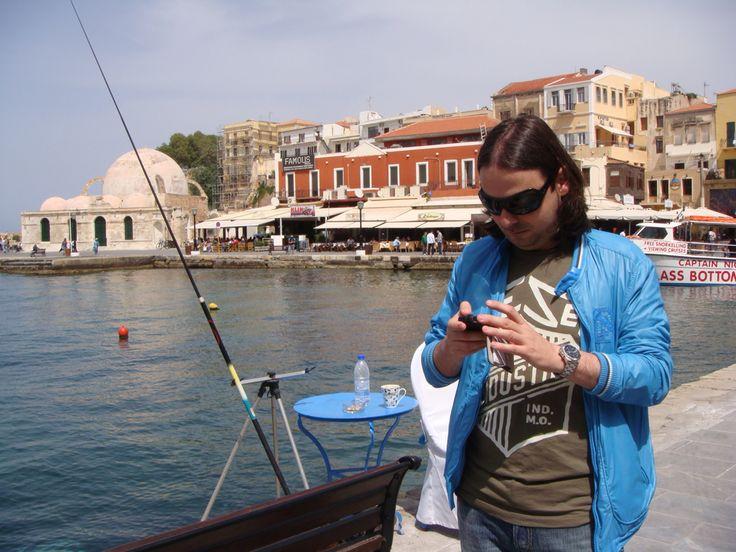 Chania, Crete Island, Greece April 2010