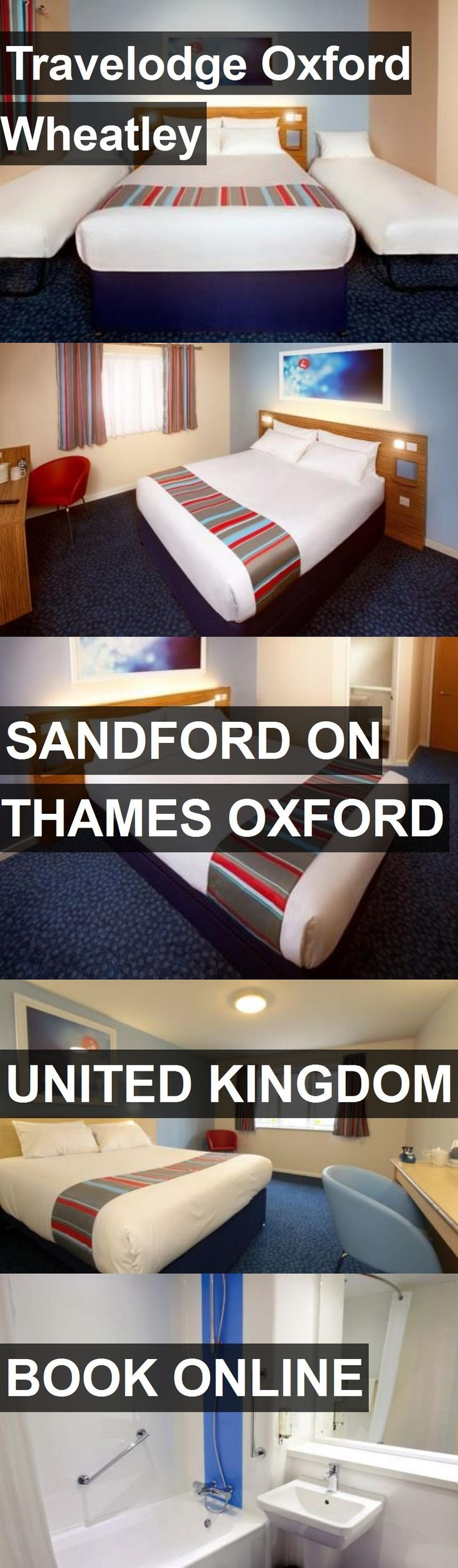 Hotel Travelodge Oxford Wheatley in Sandford on thames Oxford, United Kingdom. For more information, photos, reviews and best prices please follow the link. #UnitedKingdom #SandfordonthamesOxford #travel #vacation #hotel