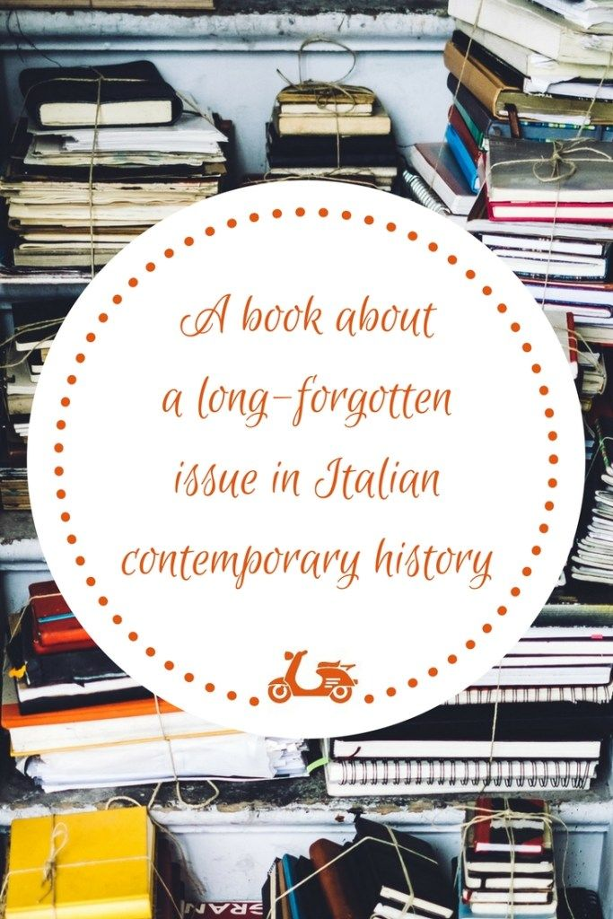 If you are interested in Italian contemporary history or simply are looking for an awesome story to read, you can check today's post, where I recommend you Eva Dorme, a book by Francesca Melandri