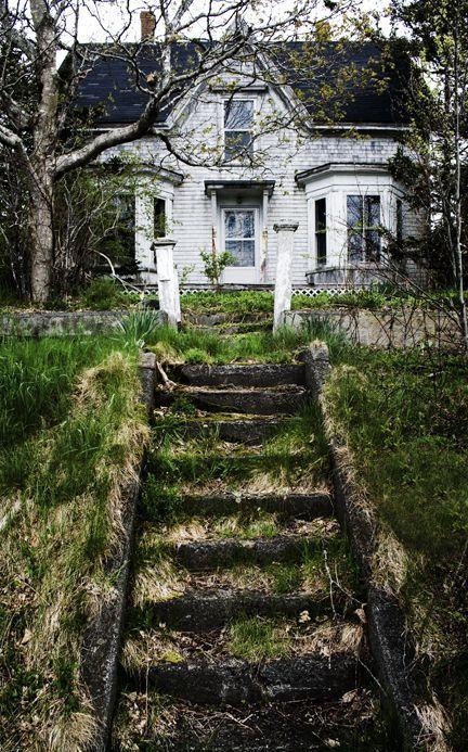 hogar abandonado la belleza