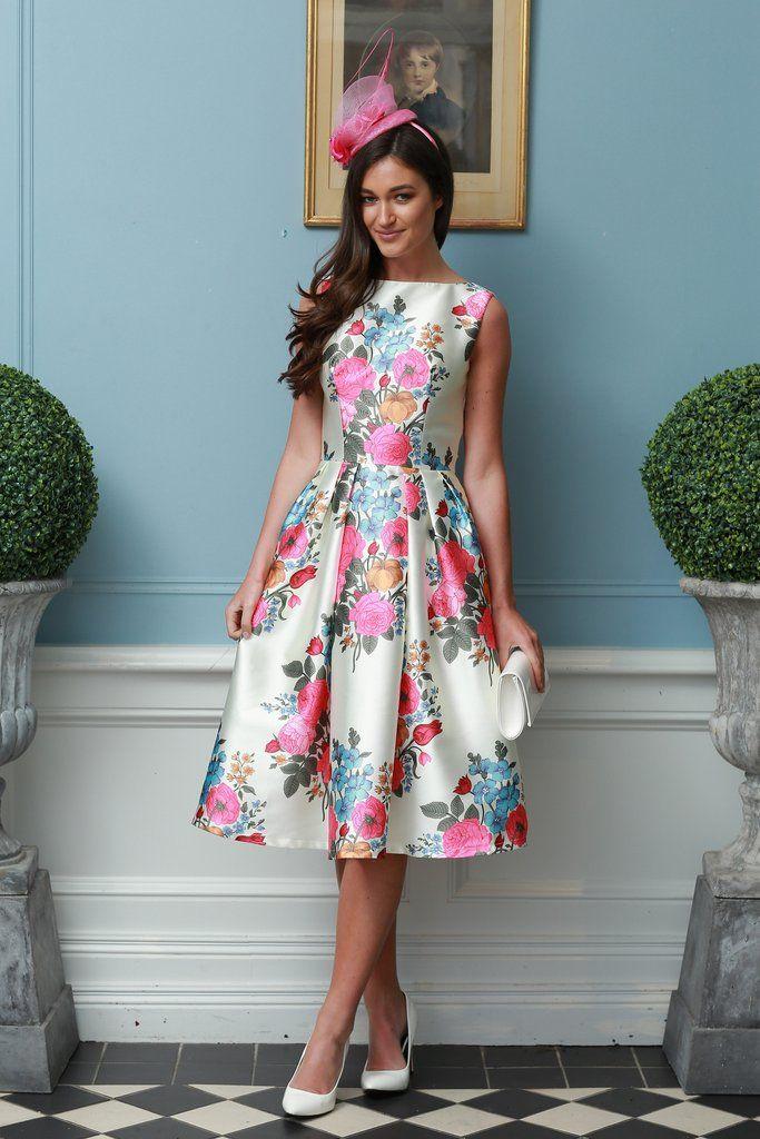 Stevie Floral Dress