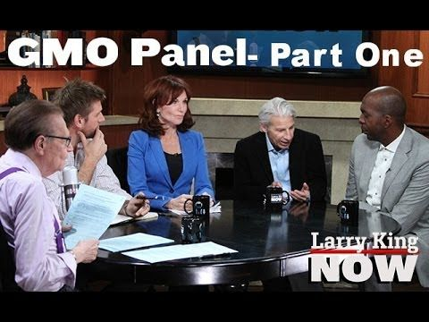 """As of 2012, 88% of the corn crops in the US are genetically modified. Curtis Stone, Monsanto's Dr. Fraley & a panel of experts debate the safety of GMOs, the extent of their testing, & whether GM foods should be labeled in part one of this two-part special.  WATCH MORE """"Larry King Now"""" on Ora TV: http://on.ora.tv/LuarGR"""