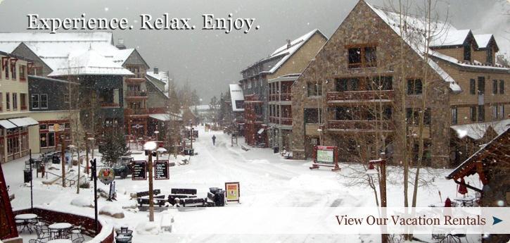 Keystone Colorado Vacation Rentals