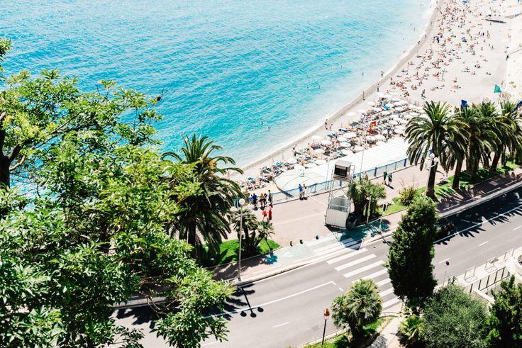 Nos 2 jours entre Vintimille en Italie, puis la Baie des Anges et la Colline du Château à Nice, avant de se baigner dans la Méditerranée.