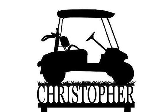 Image Result For Golf Cart Guy