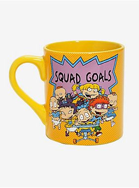 The gang is all here // Rugrats Squad Goals Mug