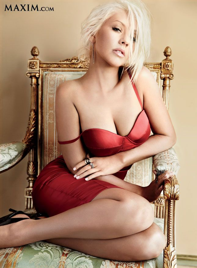 Christina Aguilera   SERIOUSLY LOVE HER!