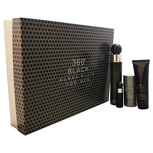 360 Black By Perry Ellis For Men Gift Set | ProHealthCure