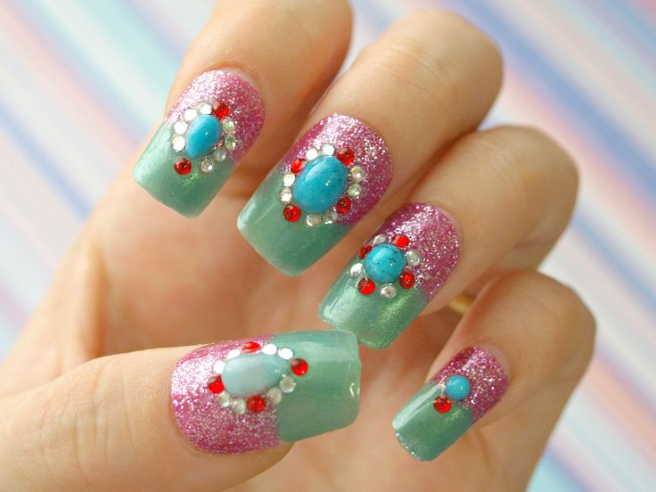 222 best nail art designs images on pinterest nail art designs 50 inspiring nail projects for girls girly cute nails beautiful nail pretty nail art diy nails nail ideas girl nails nail projects prinsesfo Image collections