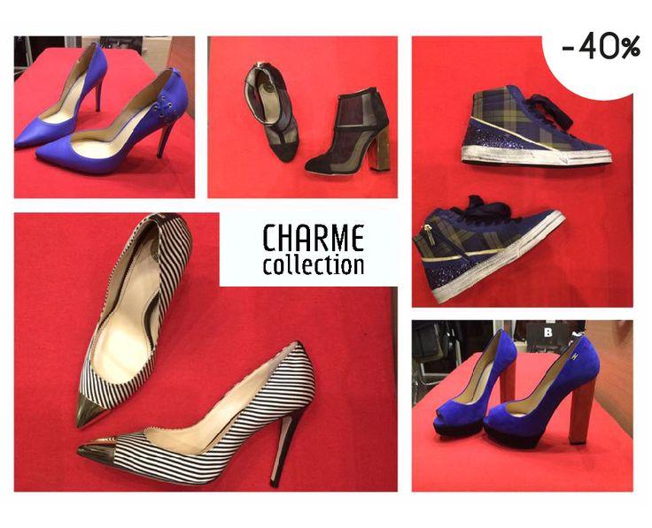 40% DI #SCONTO sulle scarpe #ELISABETTAFRANCHI !!! Scegli subito fra un'ampia gamma di modelli disponibili sul nostro sito web Vai su: goo.gl/iqkdp #shoes #heels #woman #fashion