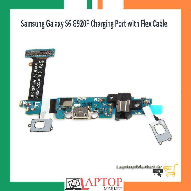 Samsung Galaxy S6 G920F Sensor Keypad Charging Port Audio Jack with Flex Cable
