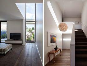 Diseño de Interiores & Arquitectura: Residencia Contemporánea Diseñada con Materiales Sofisticados