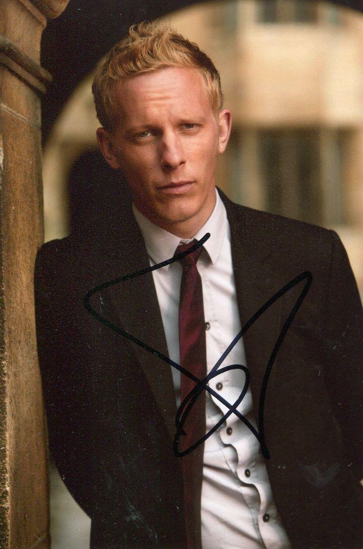 Laurence Fox (Inspector Lewis)