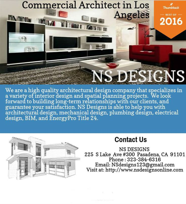 A Paramount Architect Firm In Los Angeles We Work With Various Customers Including Contractors