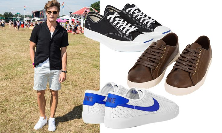 Mest stil för minst pengar – 12 snygga sneakers för herrar 2016