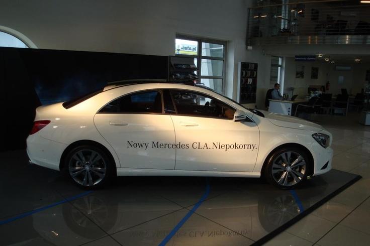 New Mercedes CLA - amazing design!
