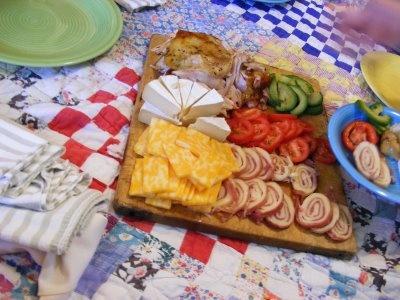 Beach Party Food Ideas Pinterest