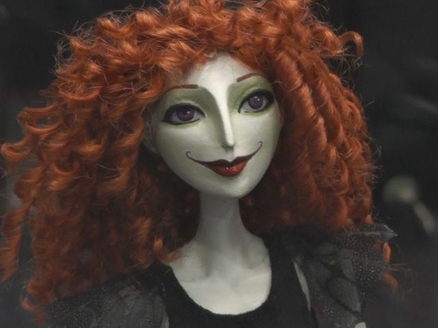 Fund This: Snuggle Up to the Scary Godmother Doll
