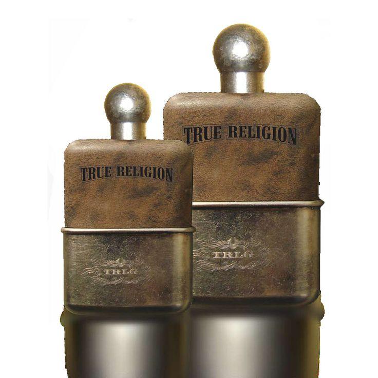 True Religion Fragrance For Men 3.4oz Eau De Perfume Spray