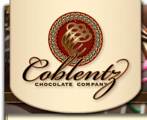Coblentz Chocolate Company offers fine chocolates from Ohio's amish country.  Located on Main Street, Berlin