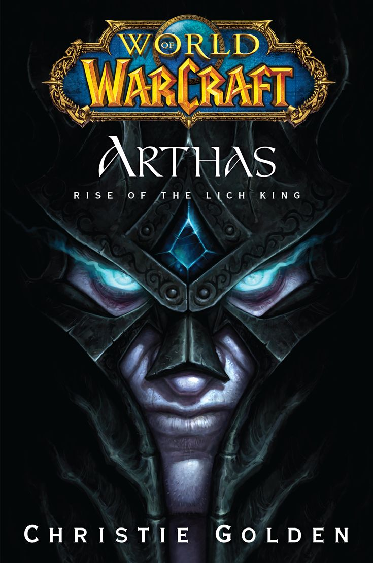 ARTHAS THE LICH KING. Author Christie Golden does for Arthas what she once did for the Orc Lord Thrall in the bestselling WARCRAFT: LORD OF THE CLANS, in another epic exploration of one of the key characters from the eleven-million subscriber World of Warcraft massively multiplayer online role-playing game.
