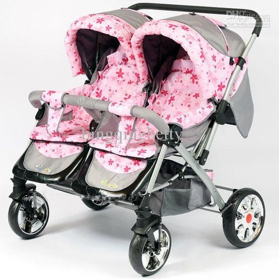 Wholesale Pink Pushchairs - Buy Beautiful Pink Pushchairs Double Baby Buggy For Twins,Comfortable Double Seat High Quality Cheap Baby Stroller Pram Sale, $305.01 | DHgate