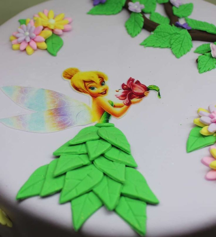 Tinkerbelll for Mia  | CatchMyParty.com