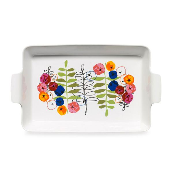Enameled Stoneware All-Purpose Dish | dotandbo.com